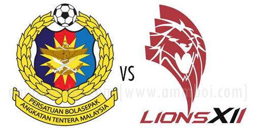 Tahniah ATM kerana mara ke final Piala Malaysia!