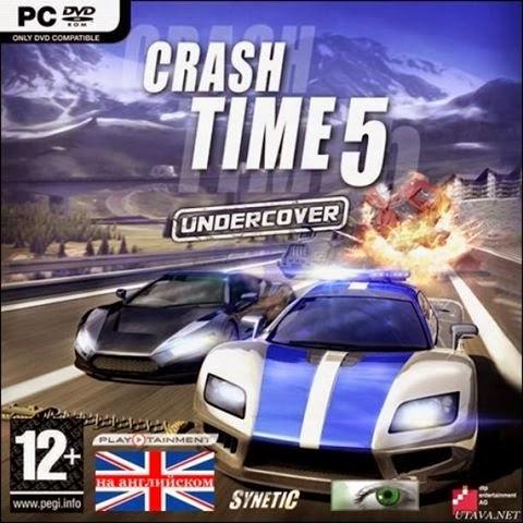 السيارات Crash Time 599780_1514051917354