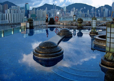 Roof Top Swimming Pools Around the World Seen On www.coolpicturegallery.us