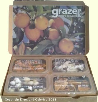 Graze Box nibble box