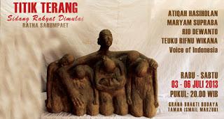 Pertunjukan Teater di Jakarta