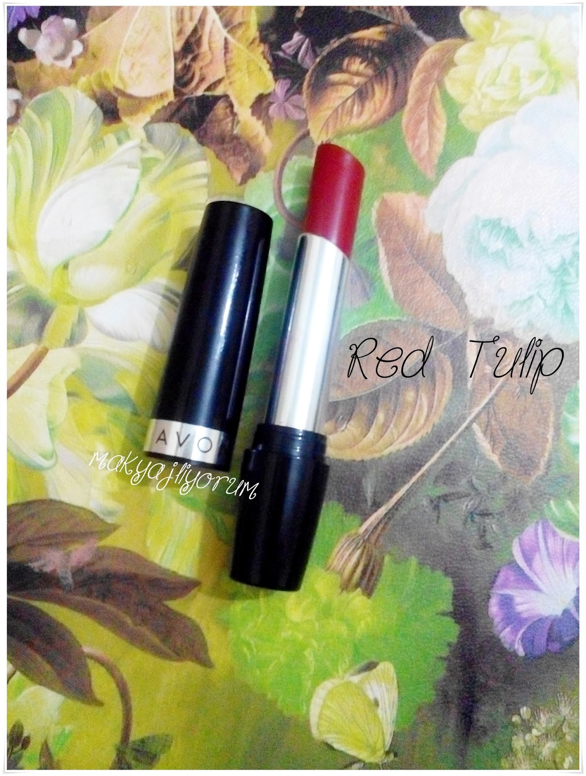 Avon Ultra Color Indulgence Ruj