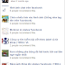 Facebook Activity Feed For Blogspot