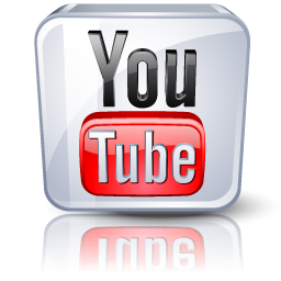 Confira nossos videos na nossa conta no youtube