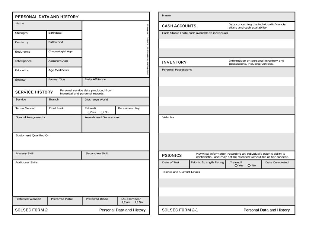 Character Design Sheet Template : Character profile sheet blank by kittensangel on
