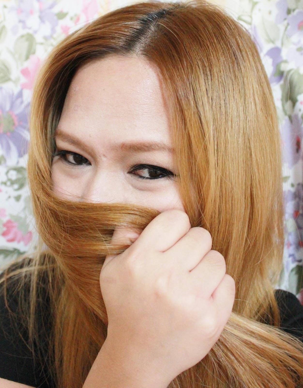 Hikari Hajimari Palty Hair Dye In Custard Beige Review