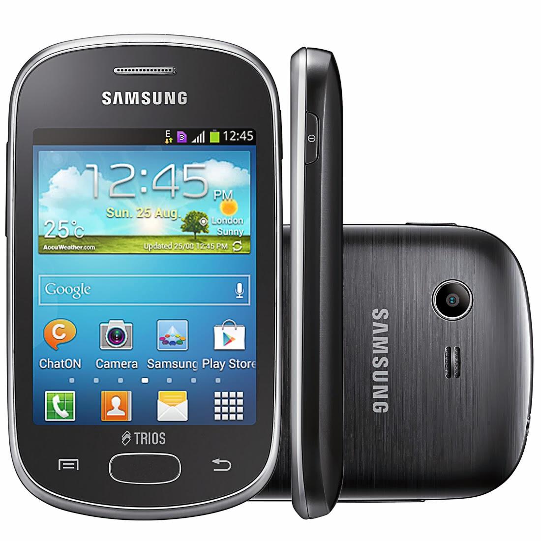 Harga Samsung Galaxy Star Trios S5283