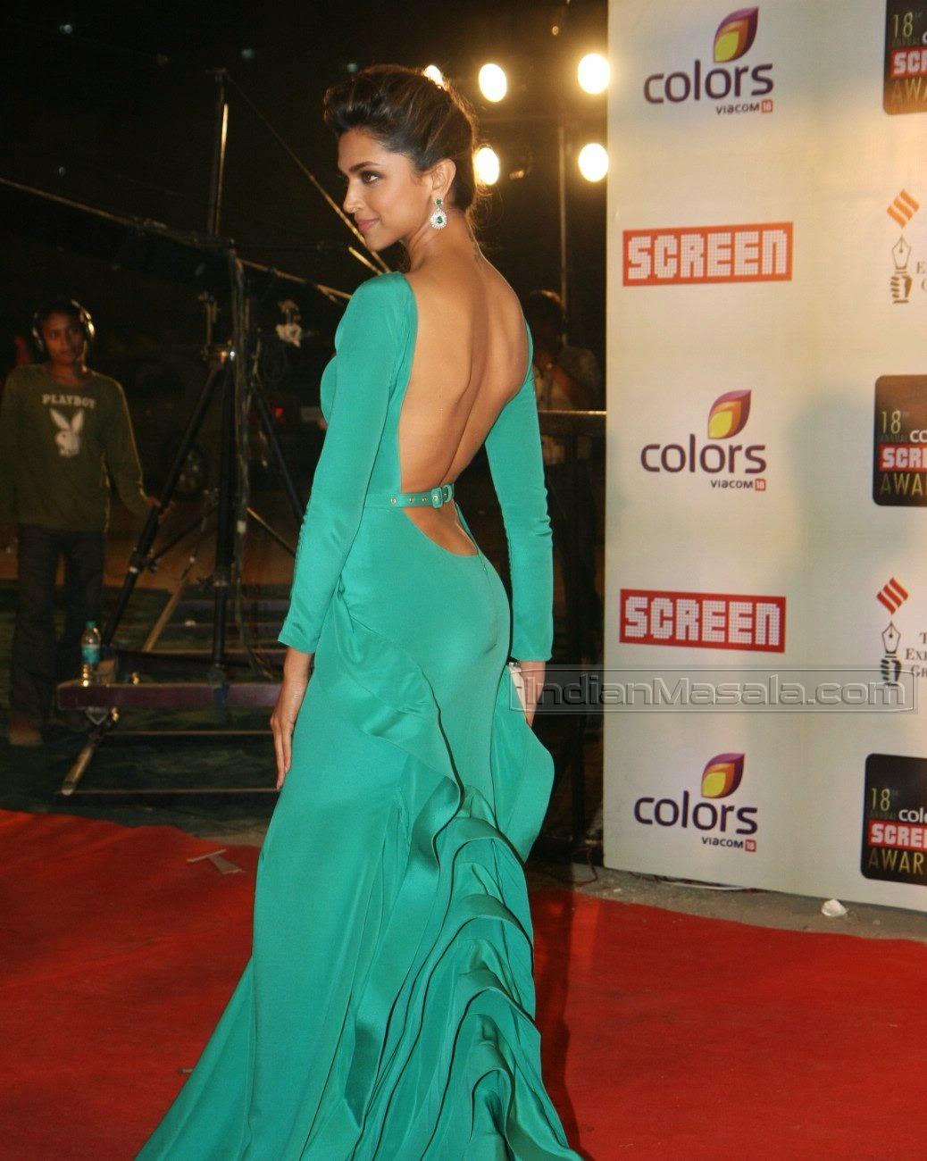 Deepika Padukone at Star Screen Awards 2012 in Mumbai