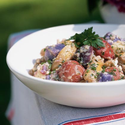 Patriotic Salad and More Red, White, and Blue Recipes for 4th of July ...
