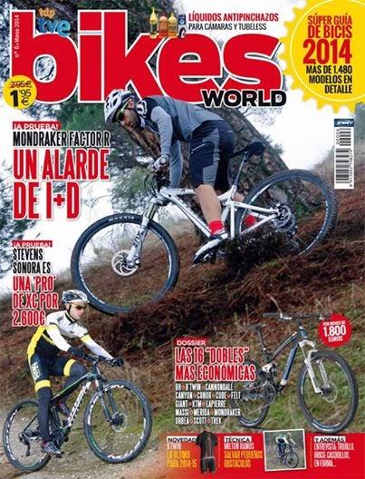 bikes world marzo 14