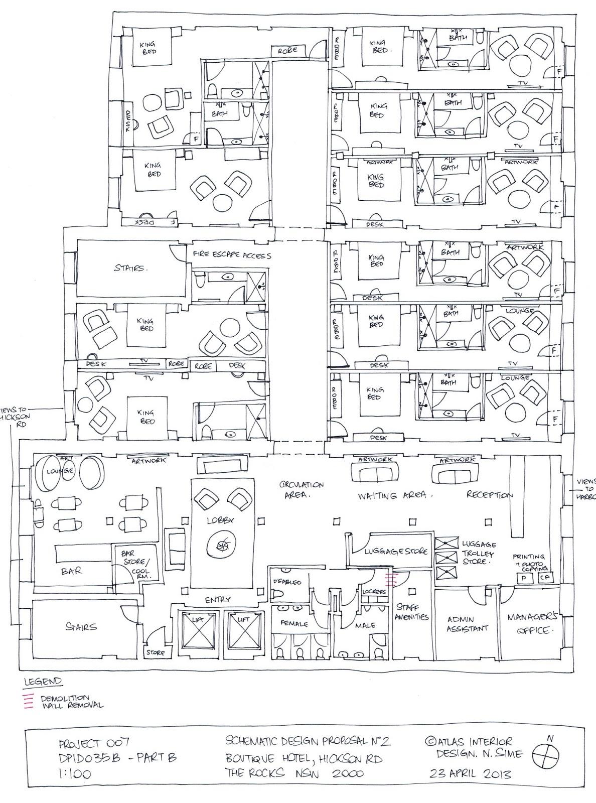 interiors  dpid035b complex brief      present schematic
