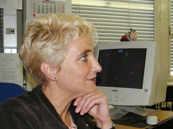 Dr. Martina Kliner-Fruck, Leiterin des Stadtarchivs der Stadt Witten