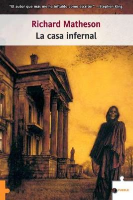 La casa infernal, de Richard Matheson.