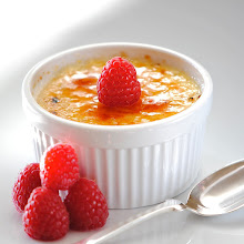 Guilt-free Creme Brulee