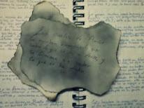 Las cartas de amor se escriben  sin saber lo que se dirá y terminan sin saber que se ha dicho