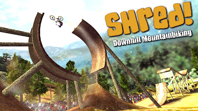Free download game Shred Downhill Mountain Biking terbaru gratis