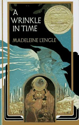 cover of A Wrinkle in Time by Madeleine L'Engle