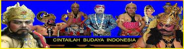 CINTAILAH BUDAYA INDONESIA