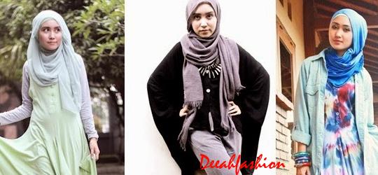 Jilbab Simple (2015) Gak Pake Ribet