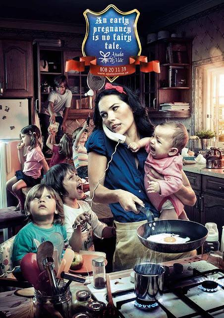 Green Pear Diaries, publicidad que incomoda, embarazo
