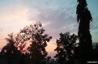 Image: Twilight hues