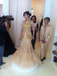 Fitting tomok&ayu wedding