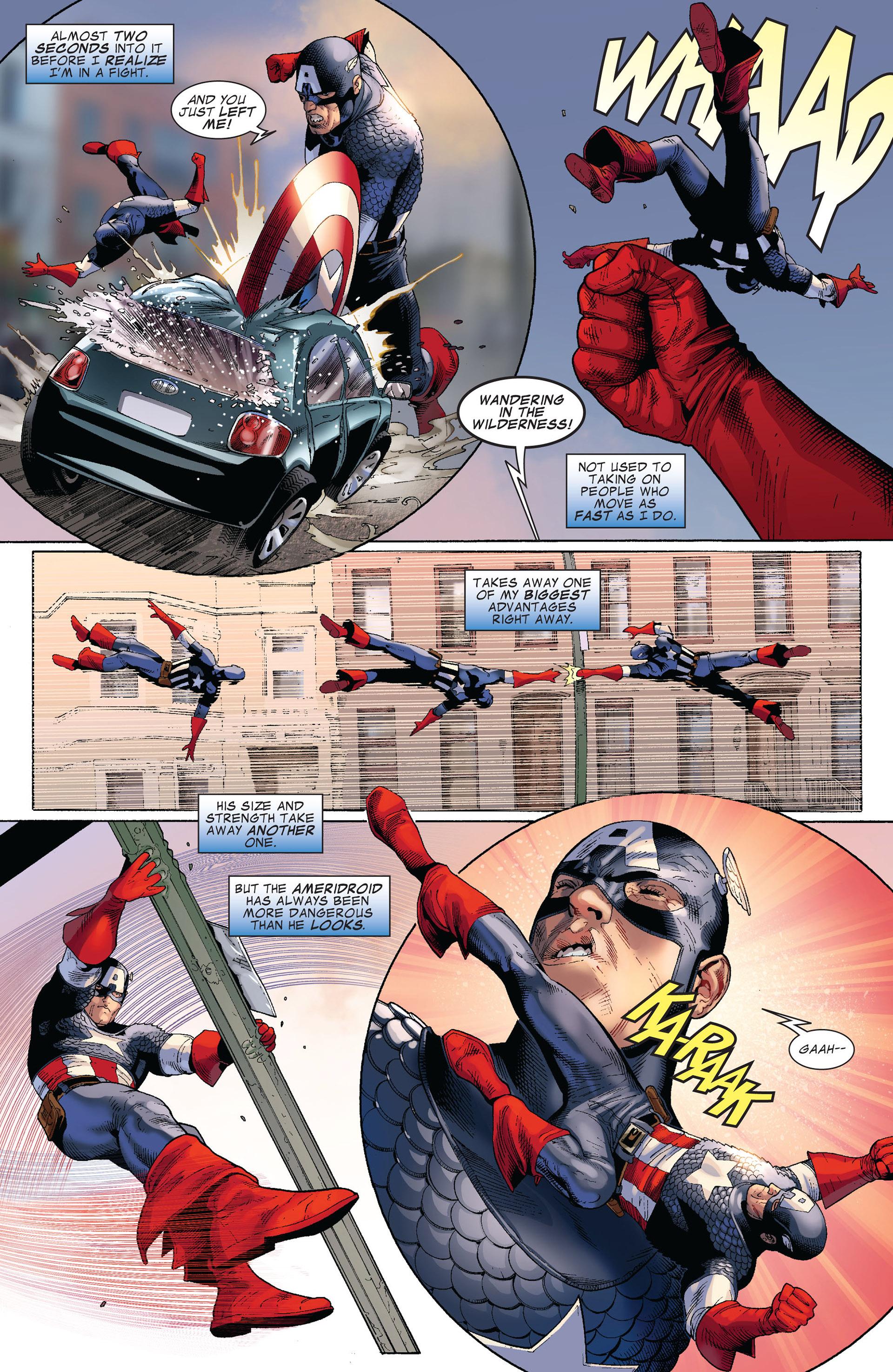 Captain America (2011) Issue #3 #3 - English 6