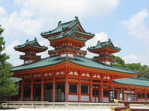 京都市左京区|平安神宮 神苑