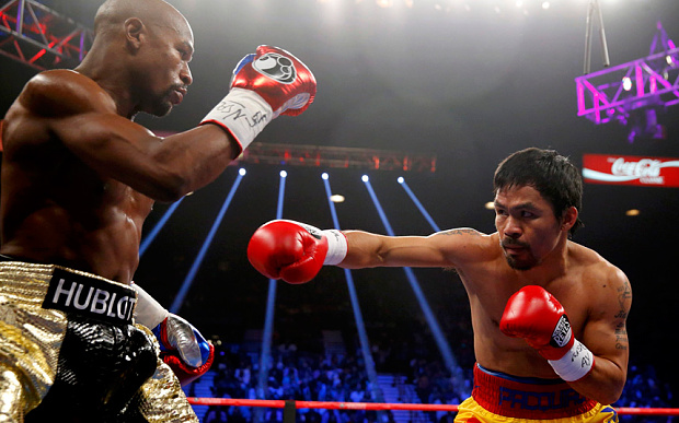 Floyd Mayweather Being Stripped Of Belt He Won In Pacquiao Fight