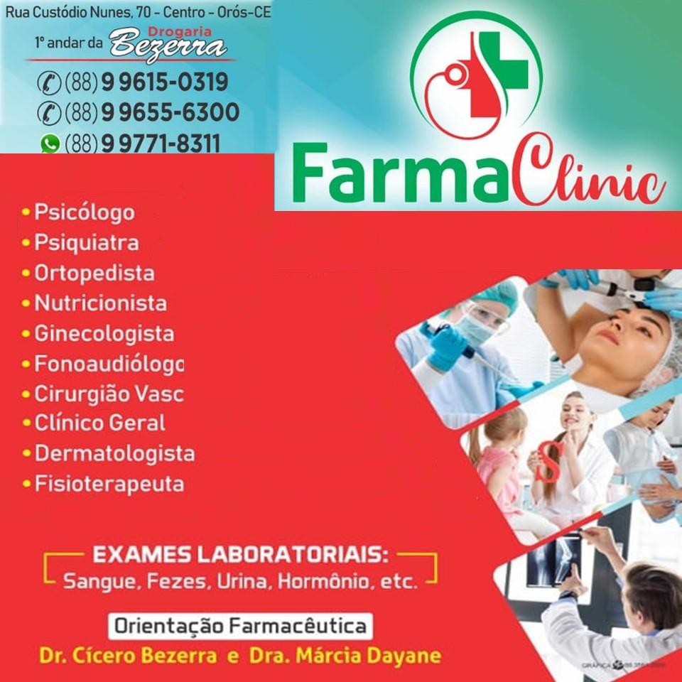 DROGARIA BEZERRA E FARMACLINIC