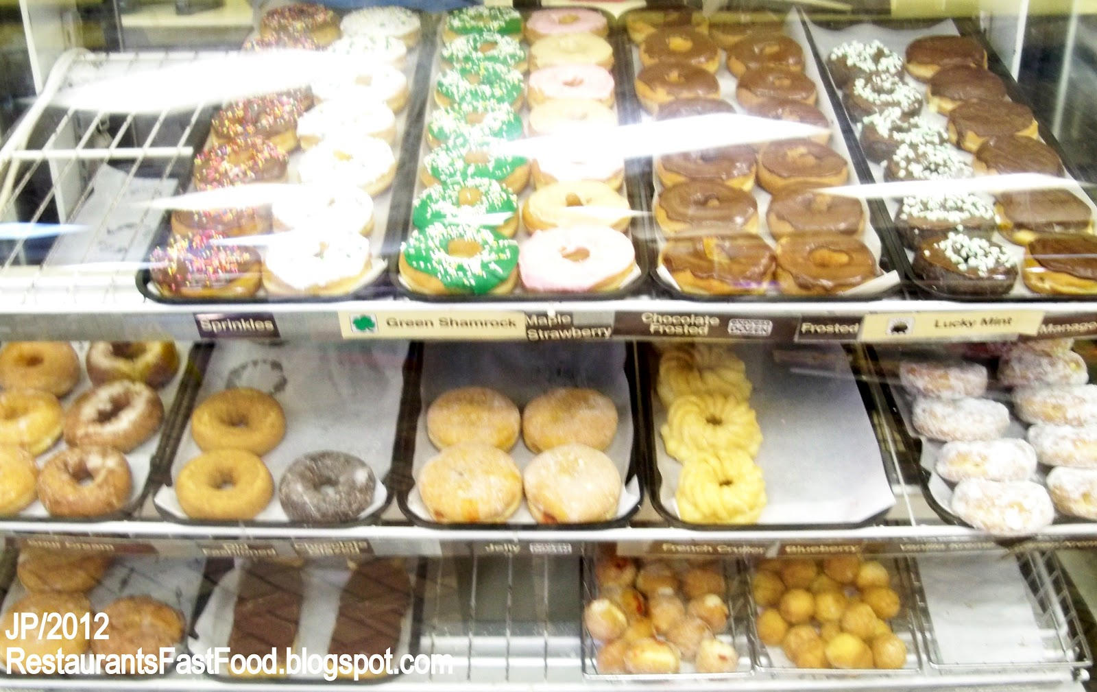 Dunkin Donuts In Panama City Beach Florida