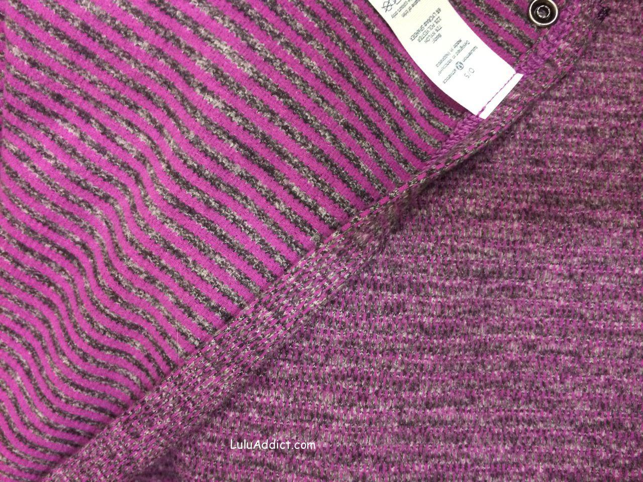 lululemon ultra violet vinyasa