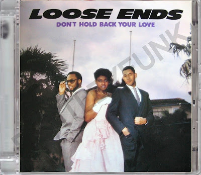 Loose Ends - Don\'t Hold Back Your Love 1983 ( First  EP )   CD 5 Tracks  ( Avril ) 2012