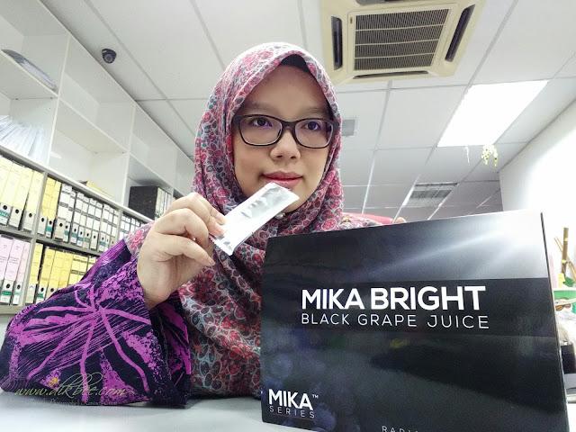 Cantik Dan Sihat Dengan Produk Mika Series