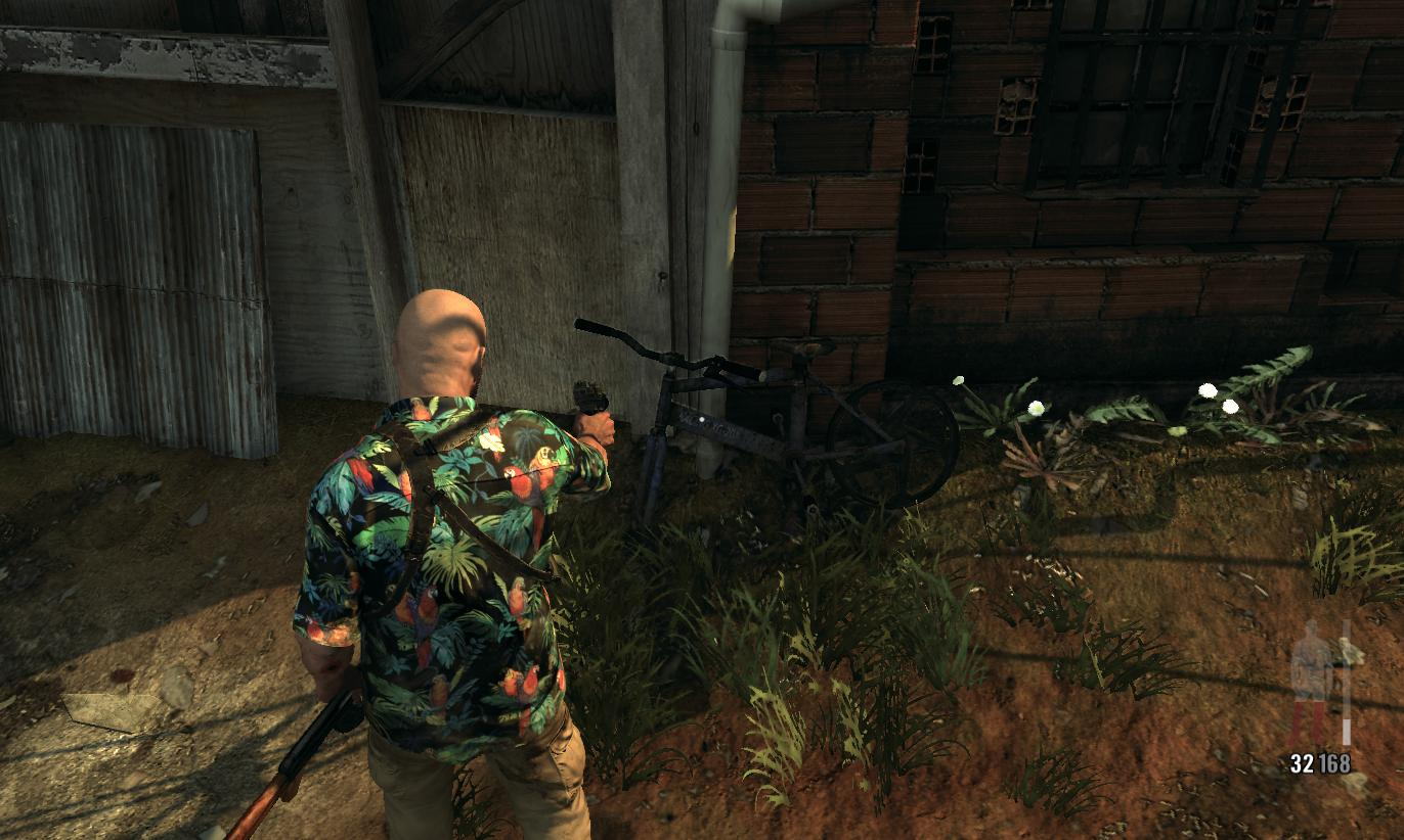 Easter egg encontrado en Max Payne 3!
