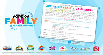 activisions family game summit