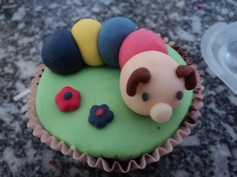 festa jardim do morro : festa jardim do morro:Vó Angelina: Cupcakes para enfeitar o seu jardim!!