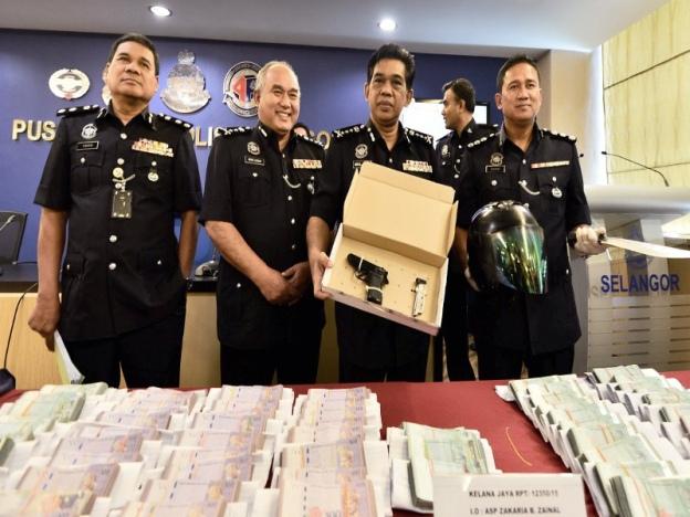 Tebusan RM2 Juta: 14 Suspek Kes Culik Kakak Tan Sri Dicekup