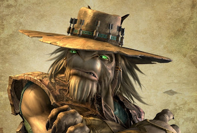 Oddworld: Stranger&#39;s Wrath HD