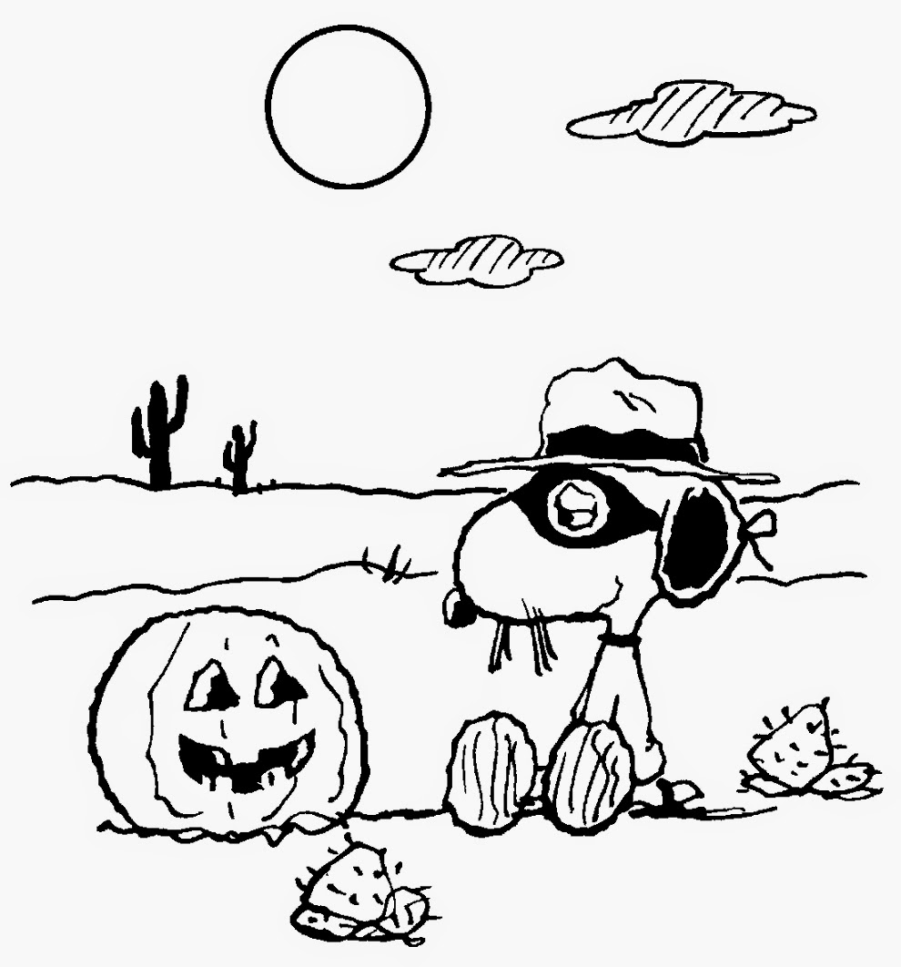 snoopy thanksgiving coloring pages - coloring pages snoopy coloring pages free and printable