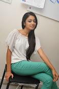Janani Iyer Photos at Bhadram Success meet-thumbnail-17