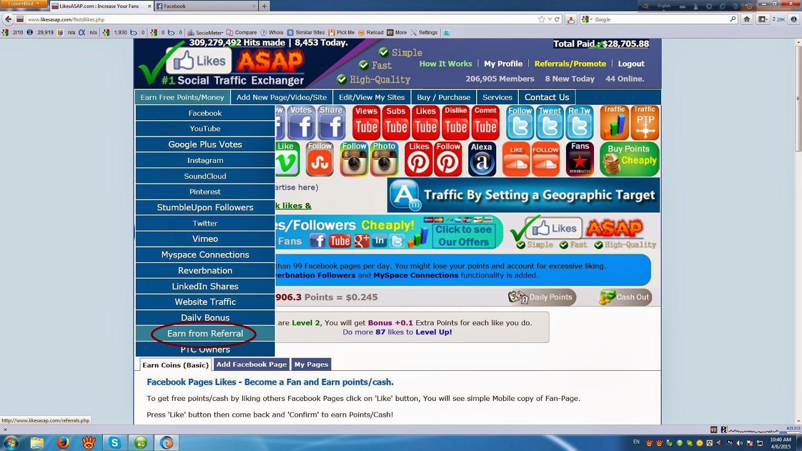 feferral link image