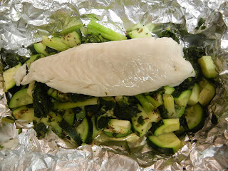 Tilapia+Zucchini+and+Spinach+Foil+Packet+Dinner Weight Loss Recipes A day in my pouch