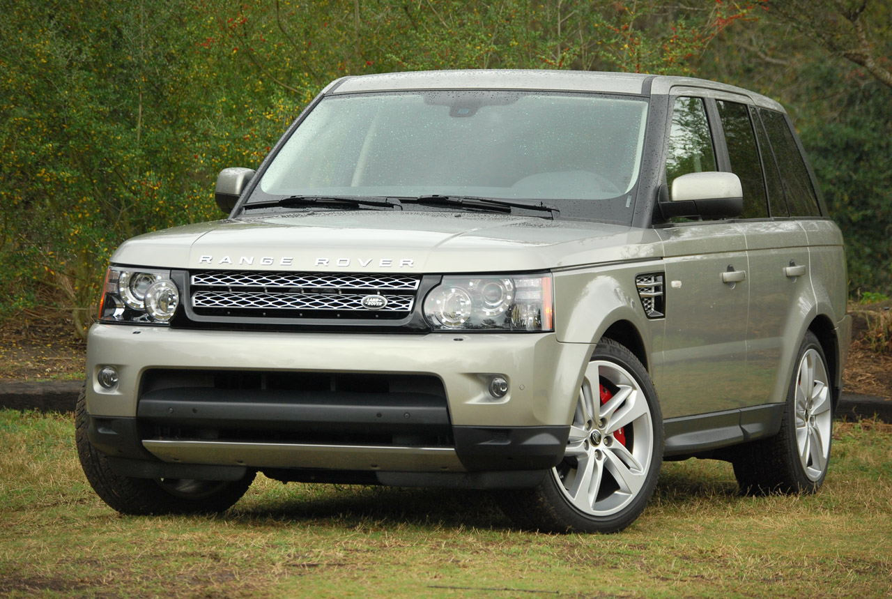 automotiveblogz 2013 land rover range rover sport quick spin photos. Black Bedroom Furniture Sets. Home Design Ideas