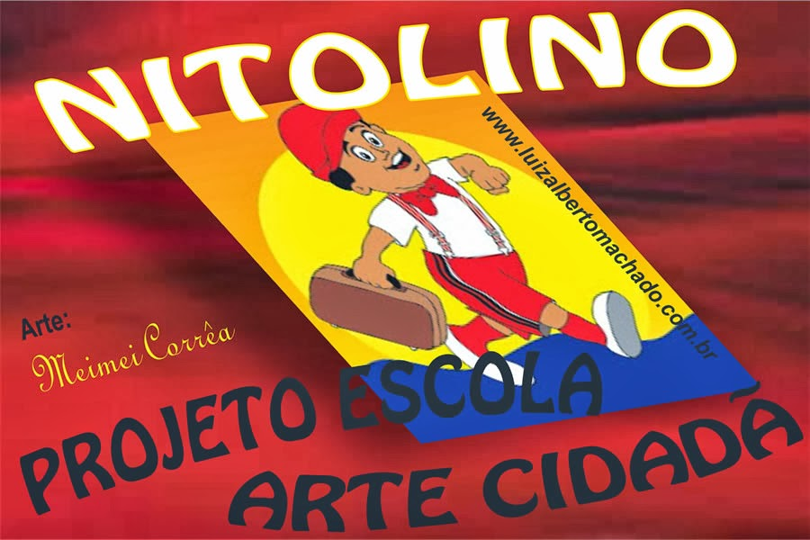 PROJETO BRINCARTE DO NITOLINO