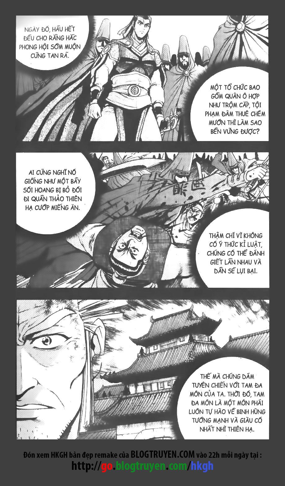 Hiệp Khách Giang Hồ chap 307 Trang 11 - Mangak.info