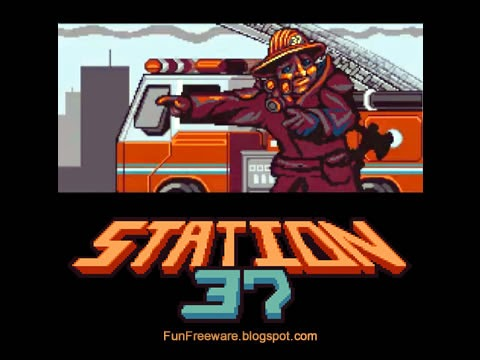 Freeware Fire Fighting Game - Station 37