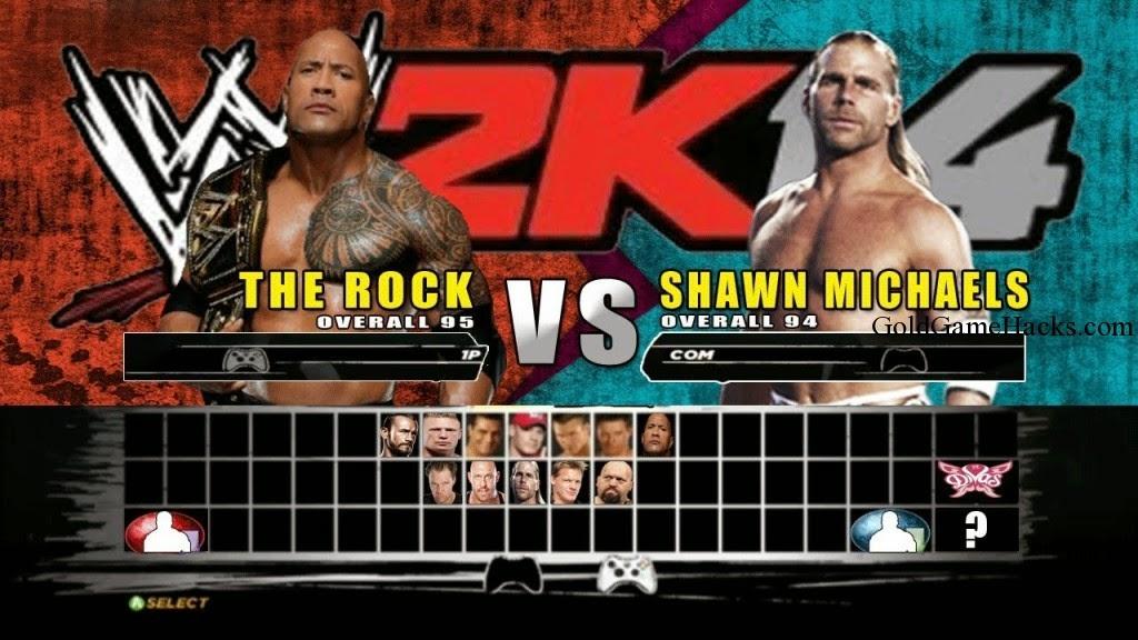 WWE SMACKDOWN VS RAW 2K14 CSO/ISO ROM [PPSSPP+PSP]