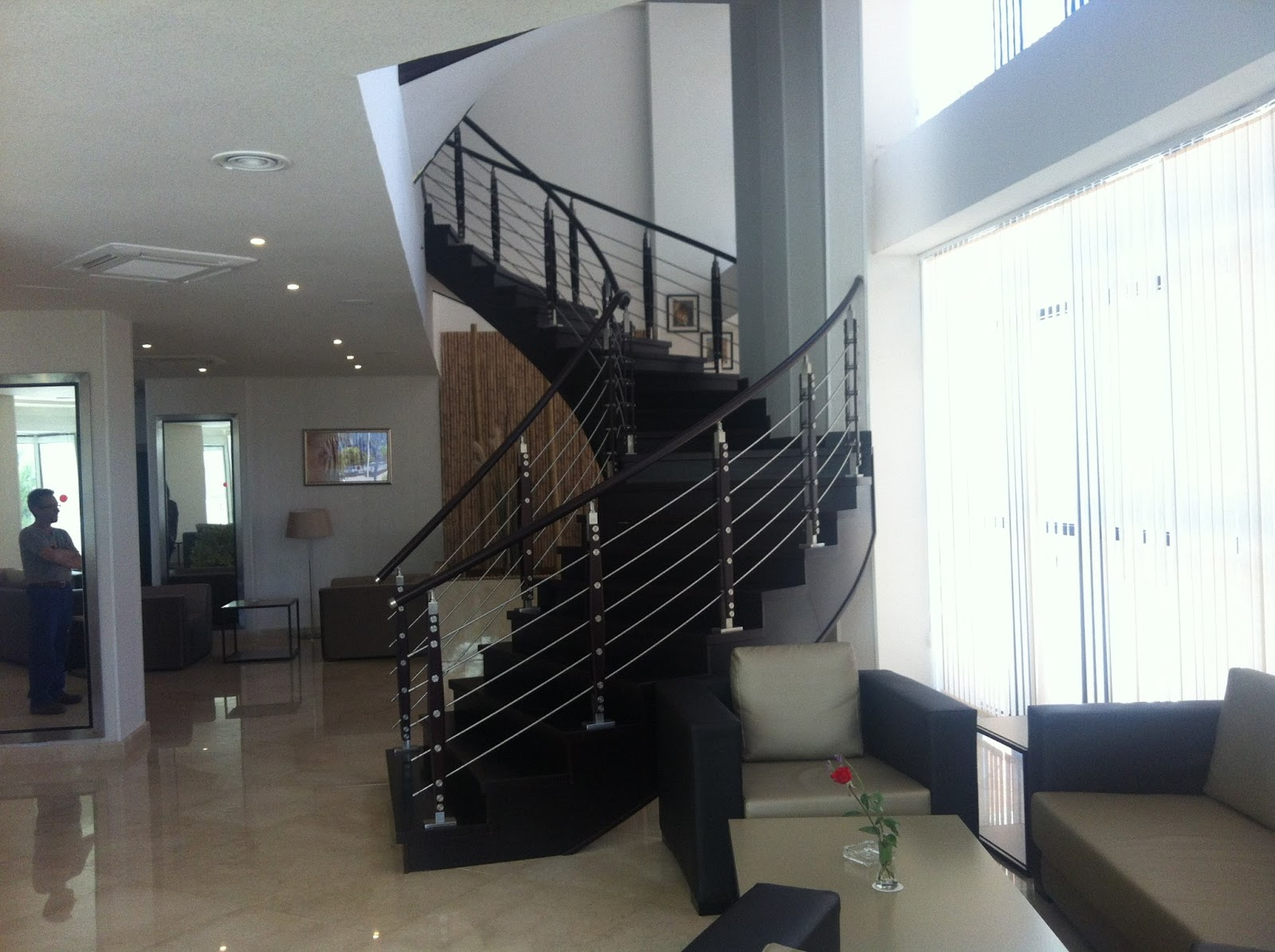 Torneados Munoz Algerie Rampes D Escalier En Inox Et