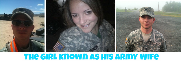 The girl known as his Army Wife♥